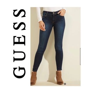 GUESS Sexy Curve skinny jeans Size 27